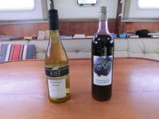 Der geschenkte Wein zum Hummer