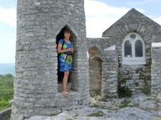 Auch der Turm ist in Wahrheit sehr klein